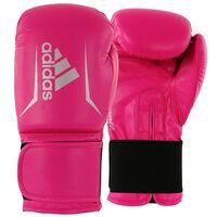 Adidas Speed 50 (Kick)Bokshandschoenen - Roze/Zilver - 8 oz