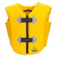 Beco zwemvest Sindbad 2-6 jaar (15-30 kg) geel
