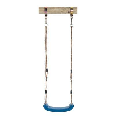 Swing King Schommelzitje kunststof blauw 2521016