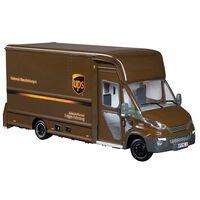 UPS Speelgoedauto bestelwagen radiografisch ECO P80 Daily CNG 1:16