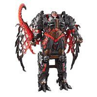 Hasbro Transformers 1-Step Mega Turbo Changer Dragonstorm met Geluid