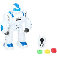 Eddy Toys Robotschieter - Afstandsbediening - 10 Schietdiscs
