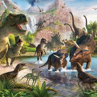 Walltastic Fotobehang Dinosaur Land 41745