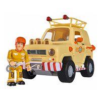 Fireman Sam Reddingsauto Mounain 4x4