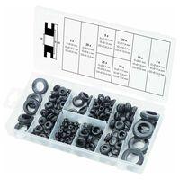 KS Tools 110-delige Dichtingsringenset rubber