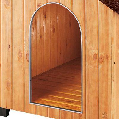 Ferplast Hondenhok Domus Mini 50x65x47,5 cm hout 87000000