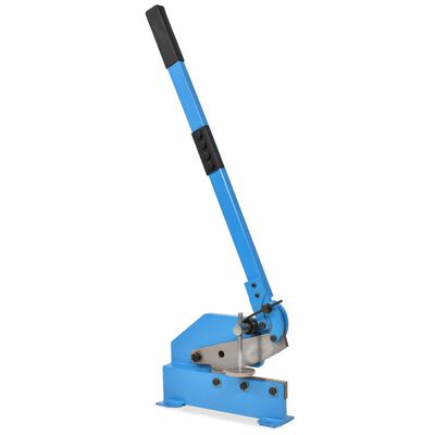 vidaXL Hefboomschaar 200 mm blauw
