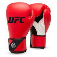 UFC bokshandschoenen Training rood maat 14