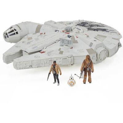 Star Wars Episode VII Millennium Falcon voertuig