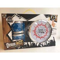 Mini-Drumstel Instant Rock Star - 39 x 20 x 32 cm