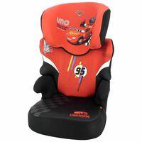 Disney Autostoeltje Befix Cars groep 2+3 rood