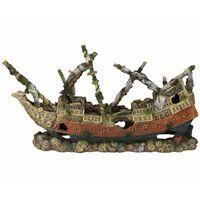 Aqua d'ella Galleon maat XXXL 83x27,5x43 cm 234/429631