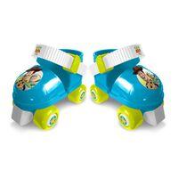 Disney rolschaatsen met bescherming Toy Story blauw mt 23-27,