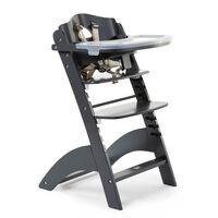 CHILDHOME Kinderstoel 2-in-1 Lambda 3 antraciet