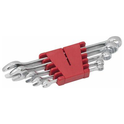 KS Tools 5-delige Combinatiesleutelset 8-19 mm staal