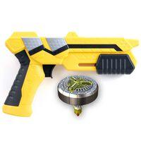 Silverlit Spinner Mad single shot blaster Sandstorm geel