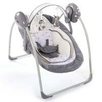 Bo Jungle B-Portable Babyschommel met verkleiner Night Stars grijs