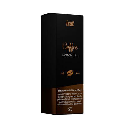 Massage Gel - Coffee