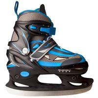 Galgary ijshockeyschaats semi-softboot junior blauw maat 38-41