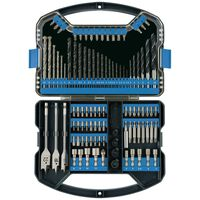 Draper Tools 101-delige Boorbit- en accessoireset