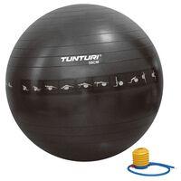 Tunturi gymba anti burst l incl pomp l 55 t/m 90 cm l zwart