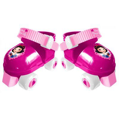 Disney rolschaatsen met bescherming Princess roze maat 23-27