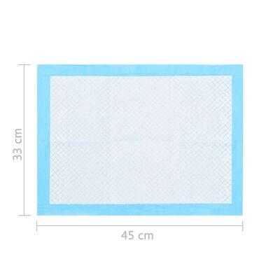 vidaXL Huisdierentrainingsdoekjes 200 st 45x33 cm nonwoven stof