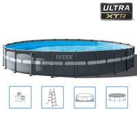Intex Zwembadset rond Ultra XTR Frame 732x132 cm 26340GN