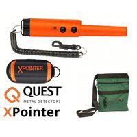 Quest Xpointer pinpointer oranje