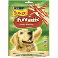 Hondenvoer Bonzo Funtastix Snacks 175 Gr Purina,