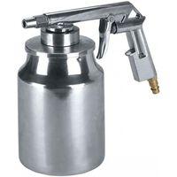 Einhell Zandstraalpistool met zuigbeker voor luchtcompressor