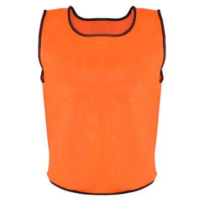 Sporthesje volwassenen (oranje / 10 stuks)
