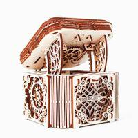 WOODEN CITY Schaalmodelset Mystery Box hout