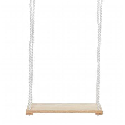 Houten schommel / kinderschommel zitje 40 cm - tot 60 kilo -