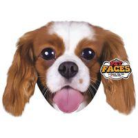 Pet Faces Huisdierenkopkussen King Charles