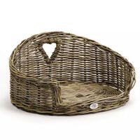"Designed by Lotte Kubu Dog Basket ""My Favourite"" 75x58x37cm 710258"