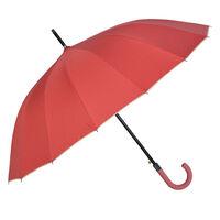 Clayre & Eef Paraplu Ø 60 cm rood