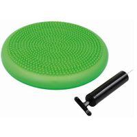 Schildkröt Fitness balanskussen 33 cm groen