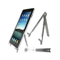 Draagbare lichtgewicht universele opvouwbare bureaustandaard voor iPad