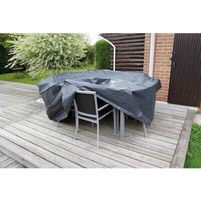 Nature Tuinmeubelhoes voor ronde tafels 205x205x90 cm