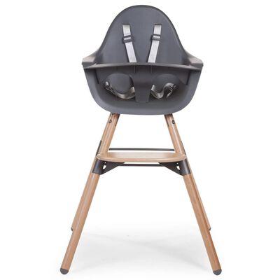 CHILDHOME Kinderstoel 2-in-1 Evolu 2 antraciet