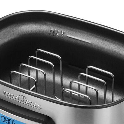 ProfiCook Sous vide koker PC-SV 1112 520 W 8,5 L zilver