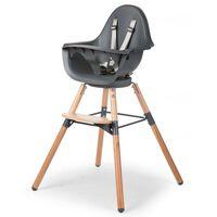 CHILDHOME Kinderstoel 2-in-1 Evolu One.80° antraciet