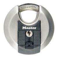 Master Lock Discus hangslot Excell 70 mm gelamineerd staal M40EURD