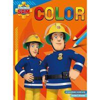 Brandweerman Sam Color Kleurblok