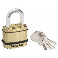 Master Lock Hangslot 45 mm staal M1BEURD
