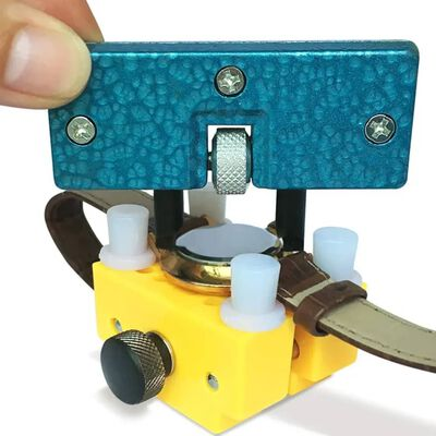 Verstelbare steeksleutel Hoge kwaliteit Watch Back Case Opener Schroef