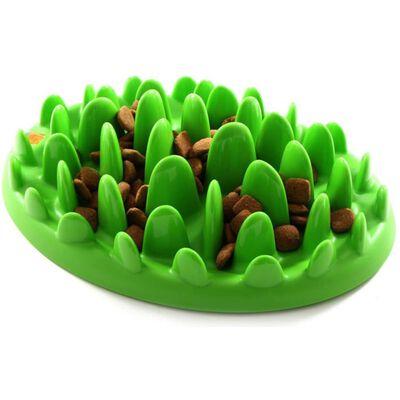Northmate Slow feeder voor honden mini 29x22,5x7,5 cm groen 44100