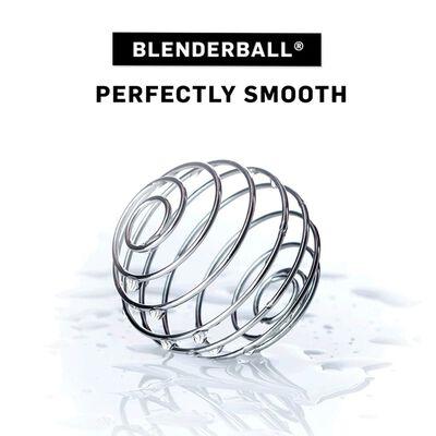 BlenderBottle Shakebeker SportMixer 820 ml wit