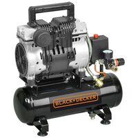 BLACK+DECKER Luchtcompressor stil 6 L 230 V